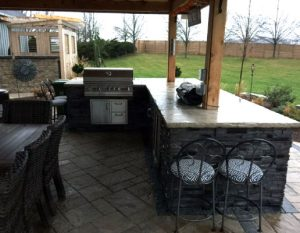 Backyard Retreat Contractor in Burlington